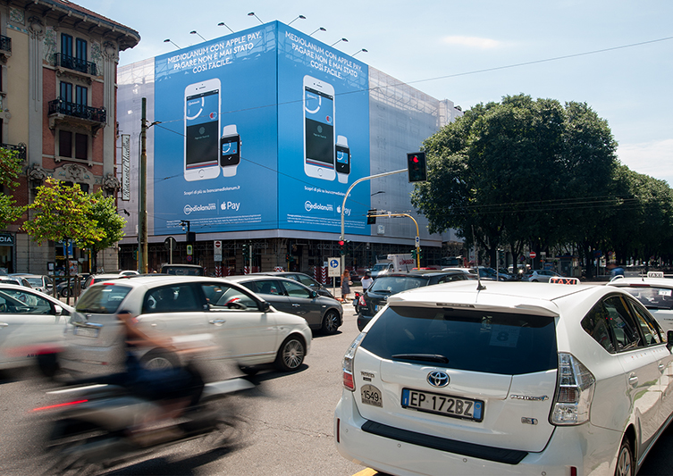 Piazzale Baracca/Corso Magenta